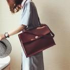1147.34руб. 20% СКИДКА|Ретро мода женская большая сумка 2018 новая качественная женская дизайнерская сумка из искусственной кожи Дамский портфель сумка через плечо-in Сумки с ручками from Багаж и сумки on AliExpress - 11.11_Double 11_Singles' Day