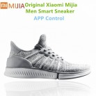 2825.88 руб. 18% СКИДКА|Оригинальный Xiao mi jia Smart Sneaker мужские кроссовки с дышащей сеткой mi smart APP спортивные Уличная обувь для мужчин кроссовки-in Беговая обувь from Спорт и развлечения on Aliexpress.com | Alibaba Group