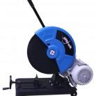 Купить Монтажная пила (отрезной станок) Zitrek СОМ-400/220 (Диск 400х32мм, 3,0кВт, 220В, 60кг) по низкой цене с доставкой из маркетплейса Беру
