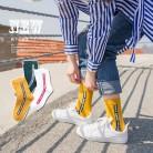 77.58 руб. 30% СКИДКА|Летние носки с буквенным рисунком искусство женский скейтборд Harajuku Короткие носки модные мягкие дышащие хлопковые носки низкие ботильоны забавные носки-in Носки from Нижнее белье и пижамы on Aliexpress.com | Alibaba Group