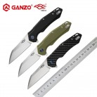 US $30.09 17% OFF|Ganzo Firebird FH31 D2 blade G10 or Carbon Fiber Handle 60HRC Folding knife Survival tool Pocket Knife tactical edc outdoor tool-in Knives from Tools on AliExpress