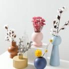 1177.82 руб. 10% СКИДКА|Керамическая ваза, украшение дома, аксессуары для гостиной, простая Цветочная композиция, цветочный винный шкаф, украшение, цветок-in Вазы from Дом и животные on Aliexpress.com | Alibaba Group