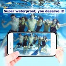US $3.49 20% OFF|KISSCASE Waterproof Case For iPhone 5 5s 6 6s Plus Hybrid TPU Screen Touch Underwater Cover For iPhone 6 6s Plus 7 8 Plus Cover-in Fitted Cases from Cellphones & Telecommunications on Aliexpress.com | Alibaba Group