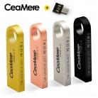 172.84 руб. 45% СКИДКА|CeaMere C3 USB флэш накопитель 8 ГБ/16 ГБ/32 ГБ/64 ГБ флэш накопитель Флешка флеш диск USB 2,0 флеш накопитель USB диск 512 МБ 256 Мб свободного OTG купить на AliExpress