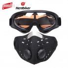556.02 руб. 49% СКИДКА|Herobiker мотоцикл маска для защиты лица лыжный подшлемник очки Открытый байкер велосипед Велоспорт мотоциклетная маска для защиты лица + красочные очки-in Мото-маски from Автомобили и мотоциклы on Aliexpress.com | Alibaba Group