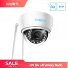 6626.24 руб. 28% СКИДКА|Ip камера Reolink 4MP/5MP WiFi 2,4G/5G 4x оптический зум беспроводная камера безопасности со встроенным слотом для карт Micro SD RLC 422W-in Камеры видеонаблюдения from Безопасность и защита on Aliexpress.com | Alibaba Group