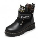 1136.04 руб. 35% СКИДКА|MHYONS/Детские зимние резиновые сапоги из натуральной кожи для мальчиков зимний теплый осенний обувь для мальчиков детская обувь-in Сапоги from Мать и ребенок on Aliexpress.com | Alibaba Group