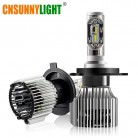 US $20.69 31% OFF|CNSUNNYLIGHT Car LED Headlight Bulbs All in One H7 H11 H1 880 H3 9005 9006 9012 5202 72W 8500LM H4 H13 9007 High Low Beam Lights-in Car Headlight Bulbs(LED) from Automobiles & Motorcycles on Aliexpress.com | Alibaba Group