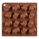 383.94 руб. |16 чашек мультфильм животное в форме кота силиконовый DIY шоколадная форма печенье кубик льда лоток инструмент для выпечки конфеты плесень-in Формы для тортов from Дом и сад on Aliexpress.com | Alibaba Group