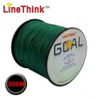 493.08 руб. |500M Brand LineThink GOAL Japan Multifilament 100% PE Braided Fishing Line 6LB to 120LB Free Shipping-in Рыболовные лески from Спорт и развлечения on Aliexpress.com | Alibaba Group
