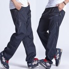 646.75 руб. 5% СКИДКА|Grandwish/2018 новые быстро сохнут дышащий упражнения брюки Для мужчин эластичный пояс Для мужчин Активные Брюки навыпуск плюс Размеры 3XL, PA095 купить на AliExpress