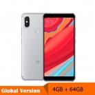 """Глобальная версия Xiaomi Redmi S2 4 GB 64 GB мобильный телефон 5,99 """"18:9 полный Экран Snapdragon 625 Octa Core 3080 mAh двойной 4G смартфон купить на AliExpress"""