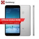 8761.68 руб. |Глобальный Встроенная память оригинальный Xiaomi Redmi Note 5A мобильный телефон 4 ГБ Оперативная память 64 ГБ Встроенная память Snapdragon 435 Octa Core 5,5
