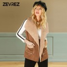 US $31.43 |Autumn Winter Women's Vest 2018 Pockets Sleeveless Jacket Vest for Women Casual Outwear Coat Female Jacket Plus Size 5XL Zevrez -in Vests & Waistcoats from Women's Clothing on Aliexpress.com | Alibaba Group