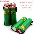201.48 руб. 37% СКИДКА|Daweikala 100% Оригинал 3,7 V 3000 MAH литий ионный аккумулятор 18650 для SONY us18650 vtc6 аккумулятор 30A 3000 mah + DIY никель-in Подзаряжаемые батареи from Бытовая электроника on Aliexpress.com | Alibaba Group