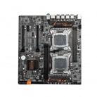12599.65 руб. |HUANAN Золотой X79 двойной Процессор материнская плата LGA 2011 E ATX USB3.0 SATA3 PCI E NVME с двойной процессор Xeon купить на AliExpress