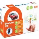 Купить Автосигнализация StarLine S96 BT 2CAN+2LIN GSM по низкой цене с доставкой из маркетплейса Беру