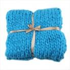 364.36 руб. 21% СКИДКА|Мягкое ручное массивное вязаное одеяло пледы для зимний лежак диван самолет толстая пряжа вязание пледы диванные одеяла-in Пряжа from Дом и сад on Aliexpress.com | Alibaba Group