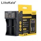 484.53 руб. 40% СКИДКА|Liitokala Lii 202 USB интеллектуальное зарядное устройство с функцией Power Bank для Ni MH литий для 18650 26650 18350 14500 lii202-in Зарядники from Бытовая электроника on Aliexpress.com | Alibaba Group