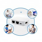 US $18.68 |Wifi Router NEXX WT3020 300Mbps Portable Mini Wireless Router 802.11 b/g/n Repeater Bridge with USB Flash Drive WT3020F-in Wireless Routers from Computer & Office on Aliexpress.com | Alibaba Group