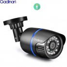 Gadinan 5MP SONY IMX335 Hi3516EV300 4MP Audio POE IP Camera Outdoor CCTV Surveillance Bullet Camera IR Leds P2P ONVIF 48V POE
