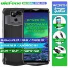 16352.8 руб. |Ulefone power 5s 13000 мАч 4G смартфон 6,0