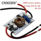Алюминий PCB 250 Вт мощность boost давление постоянное давление постоянный ток на борту ноутбука светодио дный мощность led booster drive купить на AliExpress