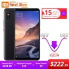 15777.67 руб. |Глобальная версия Xiaomi Mi Max 3 4 Гб 64 Snapdragon 636 Octa Core 6,9 дюймов 18:9 полный экран 5500 мАч QC 3,0 двойной камера смартфон-in Мобильные телефоны from Мобильные телефоны и телекоммуникации on Aliexpress.com | Alibaba Group