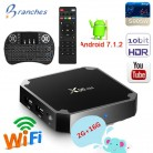 US $23.06 33% OFF|X96 mini tv box android 7.1 2GB 16GB Amlogic S905W tvbox Quad Core WiFi Media Player 1GB 8GB X96mini smart Set top tv Box-in Set-top Boxes from Consumer Electronics on Aliexpress.com | Alibaba Group