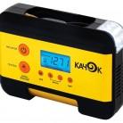 Купить Автомобильный компрессор Качок K60 желтый по низкой цене с доставкой из маркетплейса Беру