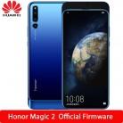 37413.89 руб. |HUAWEI Honor Magic 2 смартфон Android 9,0 kirin 980 Octa Core отпечатков пальцев ID AI камера 6,39 дюймов 6 * Камера s 3500 мАч сотовый телефон купить на AliExpress