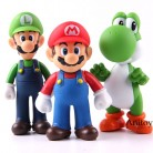 US $7.93 19% OFF|Super Mario 3pcs/set Bros Mario Yoshi Luigi PVC Action Figure Collectible  Model Toy 11 12cm KT2652-in Action & Toy Figures from Toys & Hobbies on Aliexpress.com | Alibaba Group