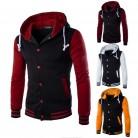 € 5.31 42% de réduction|Veste homme mode coton mélangé survêtement & manteaux chandail chaud à capuche vestes jaqueta masculina vêtements pour hommes 18AUG4-in Vestes from Mode Homme et Accessoires on Aliexpress.com | Alibaba Group