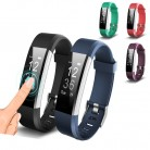 Fitness Bracelet Pulsometer Watches Fitness Watch Step Counter Pedometer Activity Tracker Smart Band Fitness Tracker pk fitbits купить на AliExpress