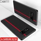 331.22 руб. 62% СКИДКА|Оригинальный CENMASO для samsung S8 случае Роскошные волокна кожи Защитная крышка для samsung Galaxy S8 Plus чехол Galaxy S8 чехол купить на AliExpress