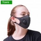 Маска с защитой от пыли и дыма военного класса, маска с регулируемыми ремнями и моющейся респиратором