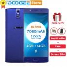 6814.36 руб. |Doogee bl7000 4 ГБ Оперативная память 64 ГБ Встроенная память Android 7.0 MTK6750T Восьмиядерный 1.5 ГГц 5.5 ''FHD Смартфон 3 камер 13.0МП 7060 мАч Мобильный телефон купить на AliExpress
