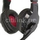 Наушники с микрофоном OKLICK HS-L320G Phoenix, черный