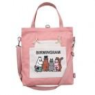 Женские холщовые сумки на плечо Экологичная складная сумка для покупок сумка с картинкой пакет сумки через плечо Повседневная сумка для де...