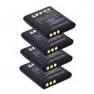 US $16.56 20% OFF|4PCS 1900mAh D LI88 DB L80 D LI88 Camera Battery For Sanyo VPC CG20 VPC CG10 For PENTAX VPC CG88 CG100 Box 18 P70 40C H80 H90-in Digital Batteries from Consumer Electronics on Aliexpress.com | Alibaba Group