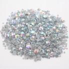 155.04 руб. 21% СКИДКА|2500 шт смешанный размер кристаллические круглые плоские кристаллы, стразы стеклянные камни и Кристаллы Стразы с горячей фиксацией для одежды-in Стразы from Дом и сад on Aliexpress.com | Alibaba Group