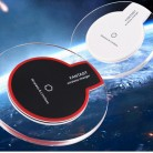 Универсальный Беспроводной зарядный коврик безграничны зарядки мобильного телефона Зарядное устройство для iPhone для Android купить на AliExpress