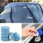 سيارة تتركز متعددة الوظائف قرص فوار نظافة سوبر عامل نظيفة الزجاج نظافة الزجاج الأمامي نظافة اكسسوارات السيارات