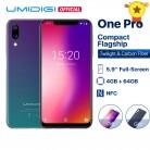 9203.37 руб. 25% СКИДКА|UMIDIGI One Pro 5,9