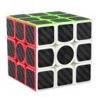 202.23 руб. 30% СКИДКА|3x3x3 скоростной куб из углеродного волокна наклейка для гладких кубиков Fidget Puzzles IUNEED TOY Store купить на AliExpress