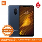 17661.08 руб. |Xiaomi POCOPHONE F1 POCO F1 6 GB 64 GB глобальная версия Смартфон Snapdragon 845 6,18 ''полный экран 20MP камера LiquidCool 4000 mAh-in Мобильные телефоны from Мобильные телефоны и телекоммуникации on Aliexpress.com | Alibaba Group