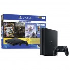 Игровая консоль PlayStation 4 1TB DG/GTA5/HZD/Fortnite/PS Plus 3мес.