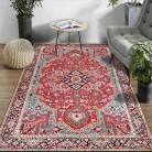 US $9.62 36% OFF|Persian Style Large Area Rug High Quality Abstract Flower Art Carpets For Living Room Bedroom Anti Slip Floor Mat Kitchen Tapete-in Carpet from Home & Garden on Aliexpress.com | Alibaba Group