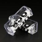 67.19 руб. 12% СКИДКА|70 мм акрил самодельная сигарета прокатки машина ТАБАК инжектор руководство Maker ролик купить на AliExpress