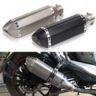 € 15.24 |Moto rcycle silencieux tuyau d'échappement yoshimura modifié akrapovic évasion moto avec db killer cb650f tmax530 crf 230 msx125 nc750x dans Silencieux et Échappement Systèmes de Automobiles et Motos sur AliExpress.com | Alibaba Group